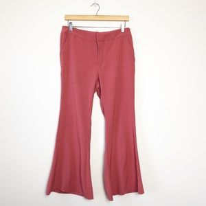Free People | High Waisted Flare Bell Bottom Pants